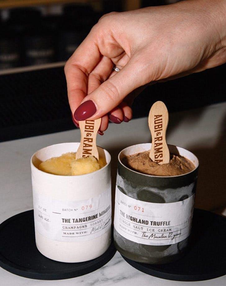 boozy ice cream aubi and ramsa miami