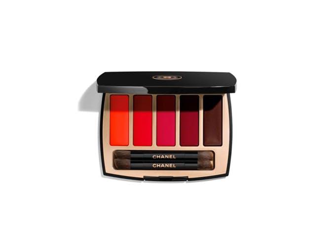 chanel lipstick palette