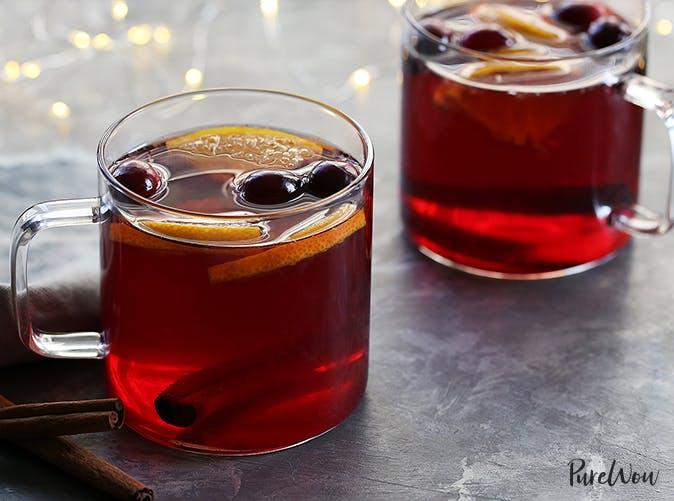 cranberry hot toddies recipe