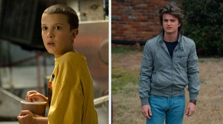 *These* 2 Main Characters Were Almost Killed Off in 'Stranger Things Season 1