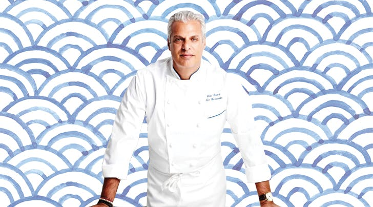 Chef Eric Ripert Says You Can (and Should) Cook Seafood in Your Toaster Oven