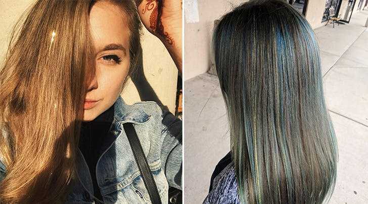 'Fairy Hair Is the Holiday Beauty Trend That Adds Just the Right Amount of Glimmer