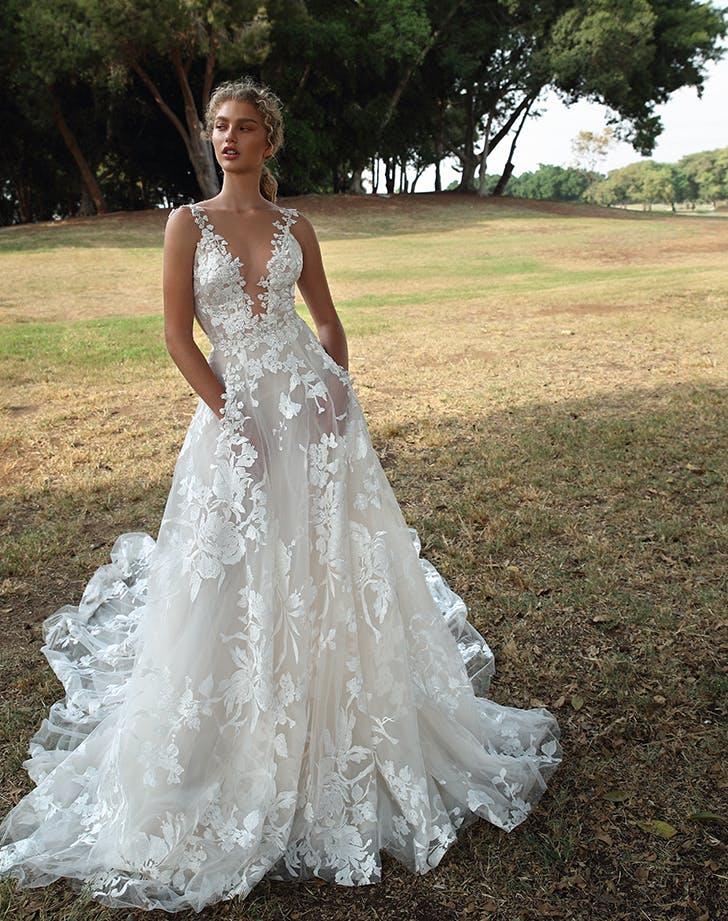 galia lahav wedding gown g210