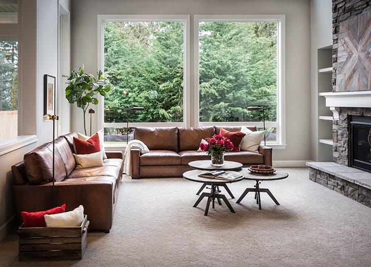 generic living room design
