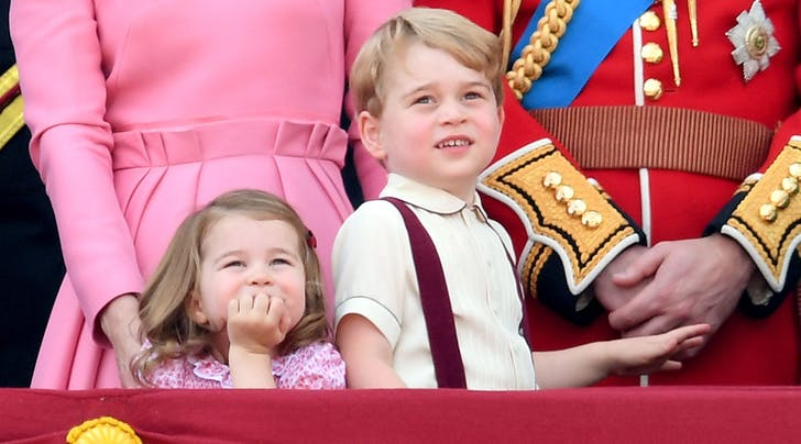 Prince George and Princess Charlotte Each Get Their Own Christmas Tree, Because of Course