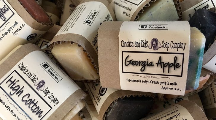 Why Is Everyone Using Goat's Milk Soap?