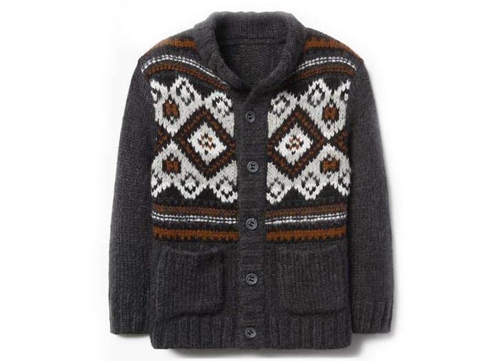 grandpa sweater gymboree