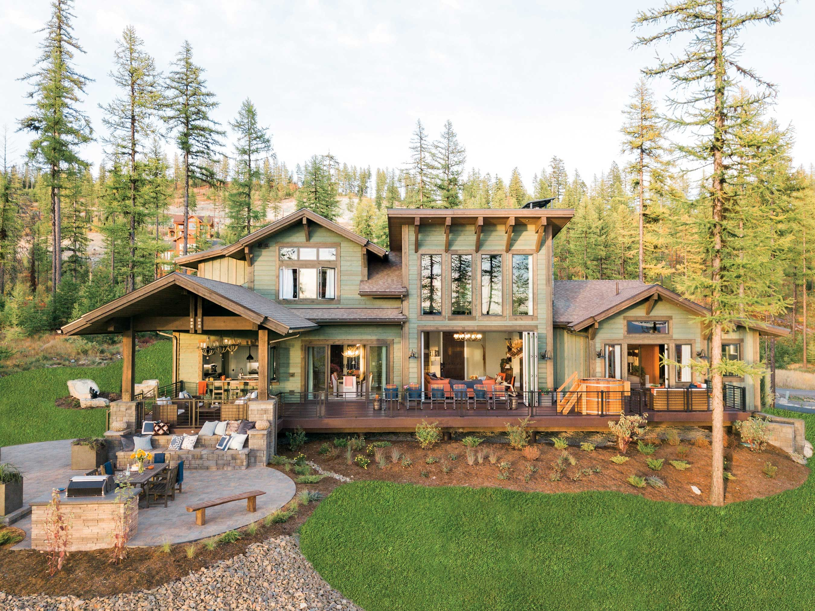 The HGTV Dream Home 2019 Is Here, and You Have to See the Modern Mountain Escape
