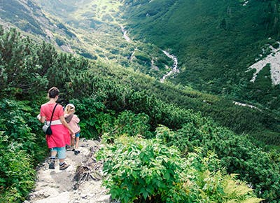 hiking 400