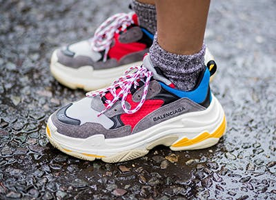 online store df23a 9872f A Visual History of the Ugly Shoe Trend - PureWow