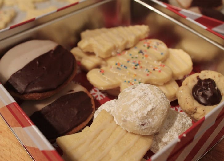 holiday cookies sf