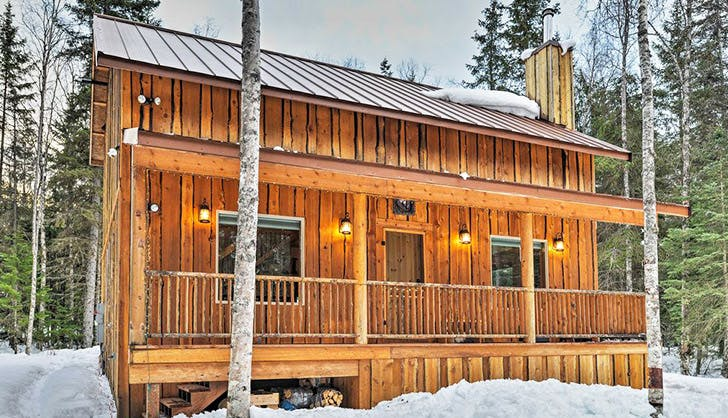 homeaway vacation rentail hope alaska