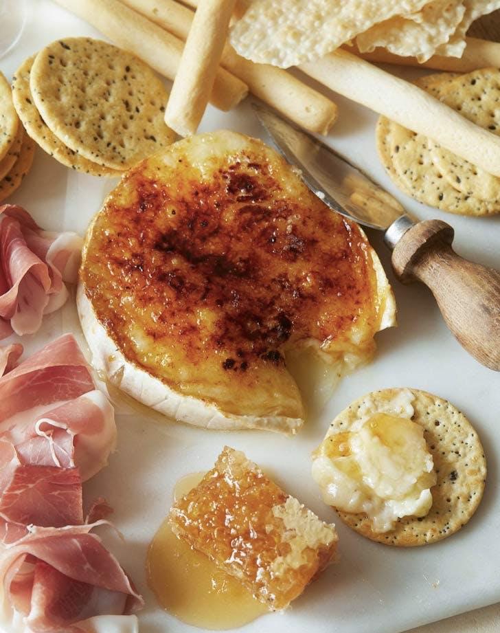 honey brule brie recipe