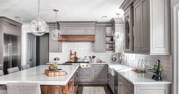 2018 s top kitchen trend according to houzz purewow
