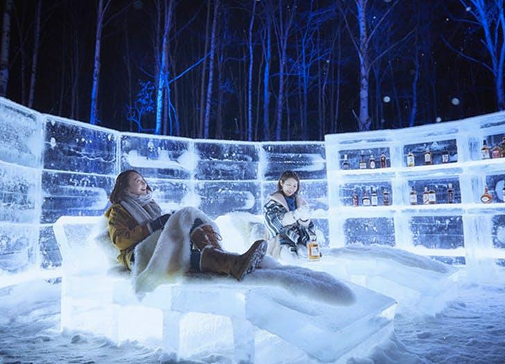 ice hotel tomamu