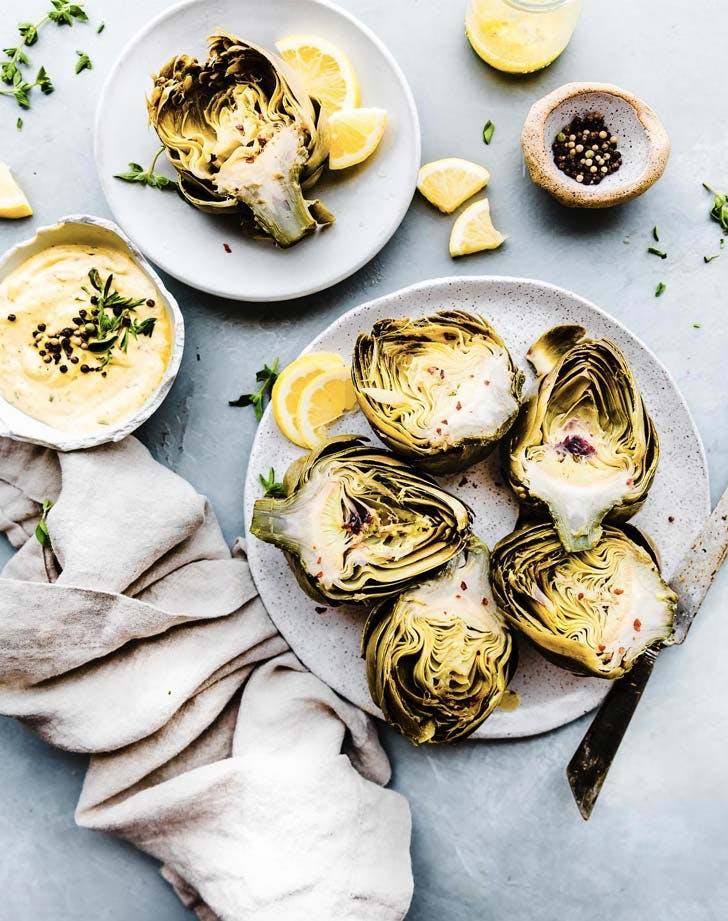 instant pot artichoke
