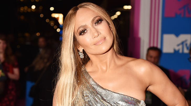 PSA: J.Lo Is Working on a Skin Care Line
