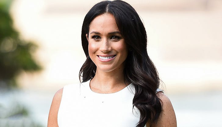 meghan markle natural makeup