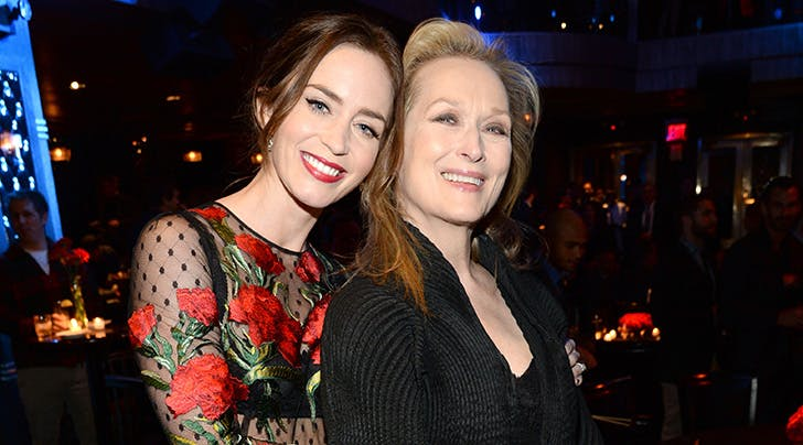 Gasp! Emily Blunt Squashes Rumors About 'The Devil Wears Prada' & Anna Wintour