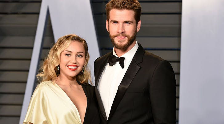 Wait—Did Miley Cyrus and Liam Hemsworth Just Have a Secret Wedding?