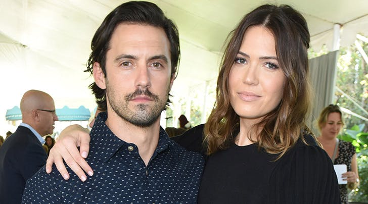 Milo Ventimiglia Can't Stop Gushing About Mandy Moore's Real-Life Marriage
