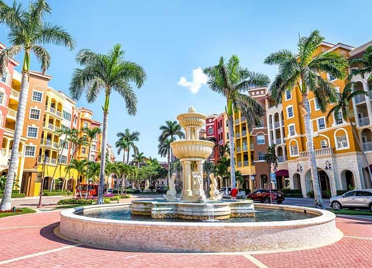 naples florida vacations