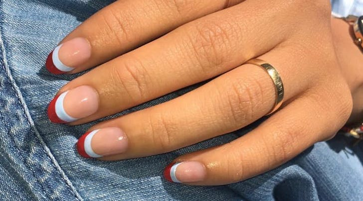 Are You a Gel Mani Addict? This Is the Best Nail Art Tip Weve Tried All Year