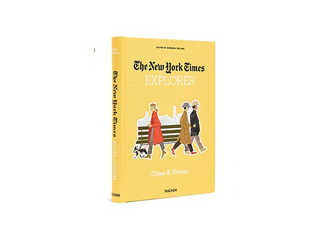 new york times explorer