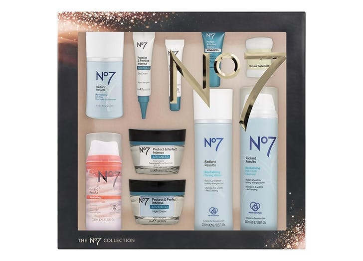 no7 skin care gift set from walgreens