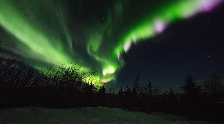 Want to See the Northern Lights? Check Out This 8-Day Alaskan Train Trip