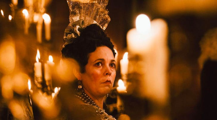 Adulterous Trysts and Repulsive Indulgence: Olivia Colman Is the Real Star of 'The Favourite