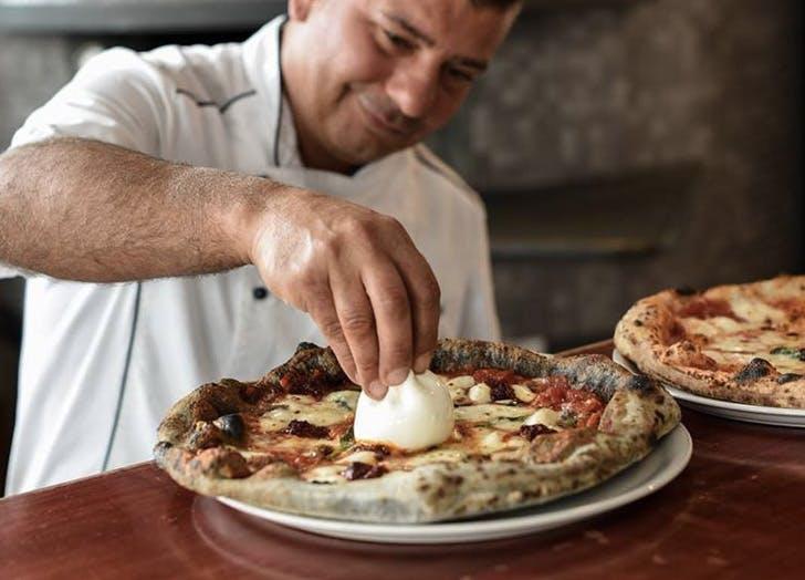 pizza omunaciello miami
