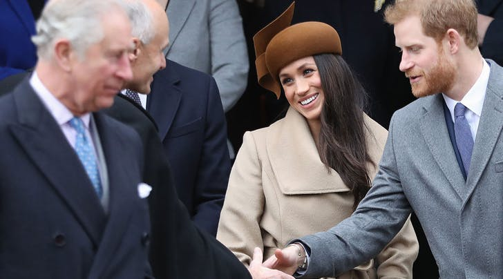 Whoa, Meghan Markle Cost Prince Charles *This* Much Last Year