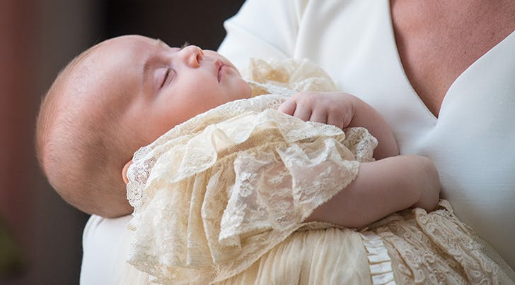 Prince Louis Is Already Perfecting *This* Royal Move
