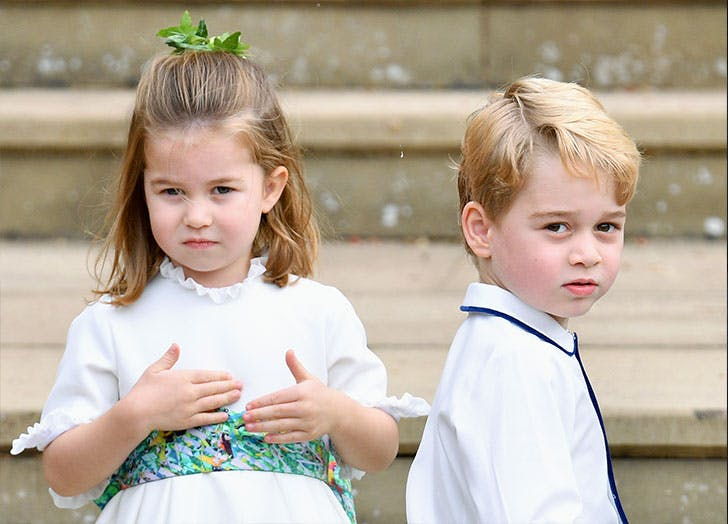 Womp Womp, Prince George, Princess Charlotte and Prince Louis Dont Open Gifts on Christmas (Heres Why)
