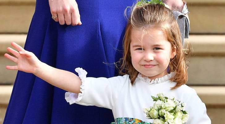 The Holidays Are Officially Underway for Princess Charlotte (and Heres Why)