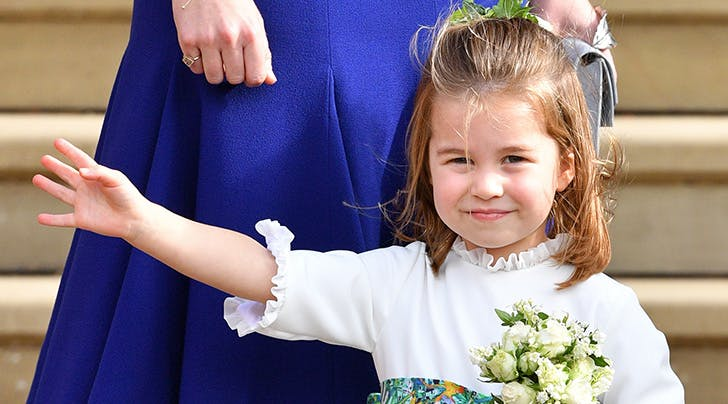 Princess Charlotte Now Has *This* Hobby in Common with Prince George