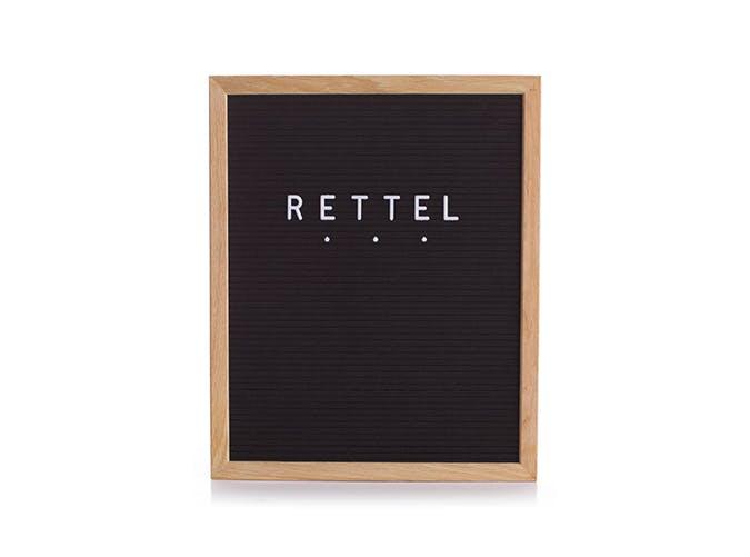 rettel letterboard