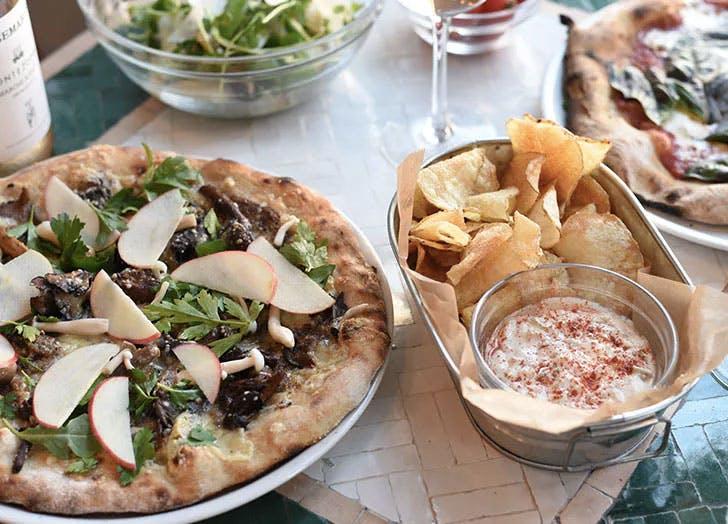 rosemarys pizza