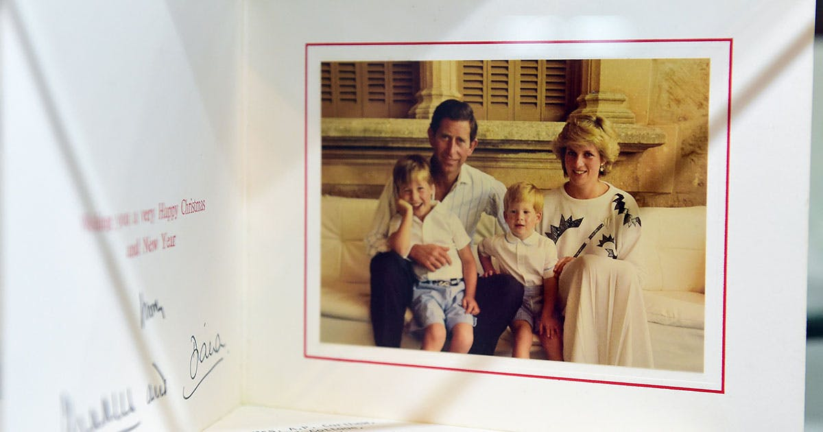 Royal Family Holiday Cards - PureWow