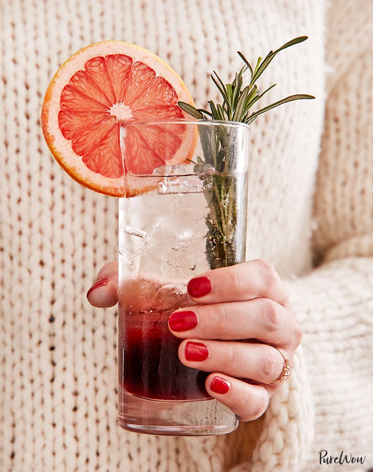 ruby vermouth spritzer recipe