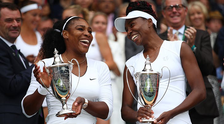 Venus Williams Reveals the Woman She Admires Most (Spoiler: Its Totally Her Sister)