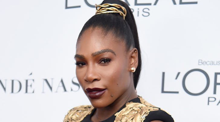 Serena Williamss Parenting Advice for Meghan Markle Is Super Empowering