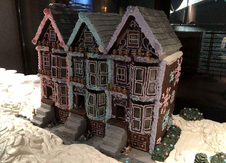 sf gingerbread houses