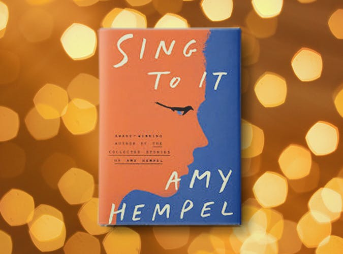 sing to it amy hemple