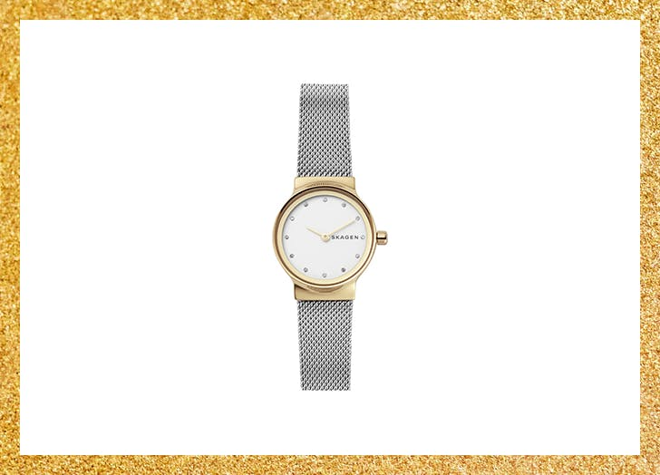 skagen bracelet watch