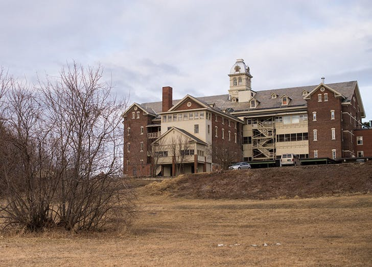 st josephs orphanage in vermont