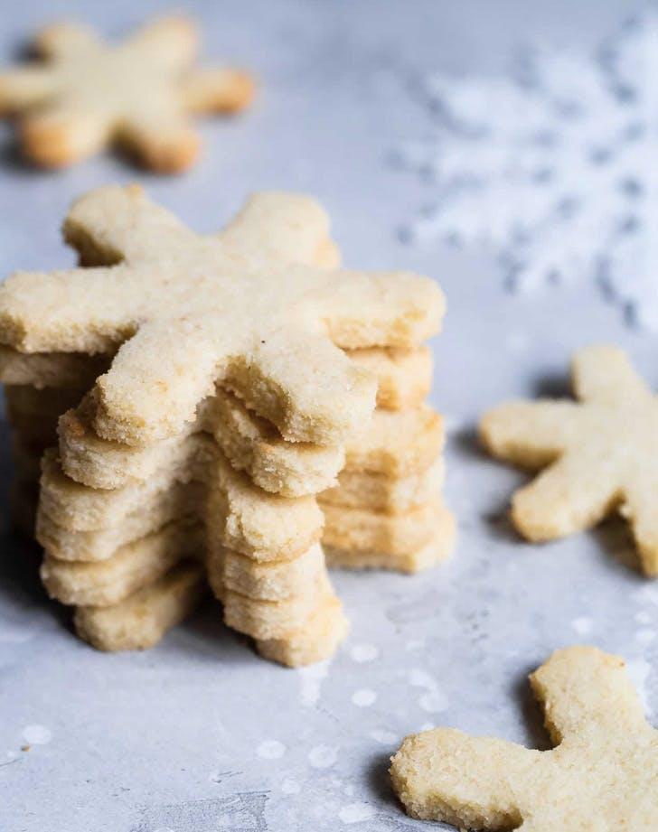 sugar free sugar cookies with almond flour recipe