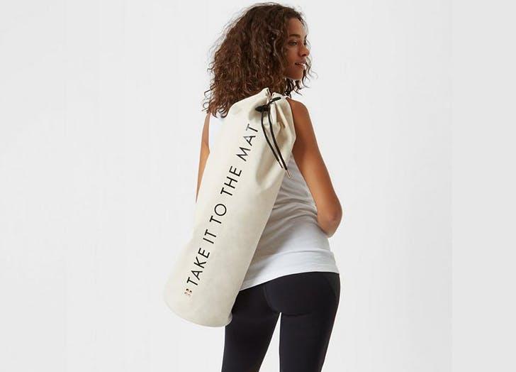 sweaty betty yoga mat bag