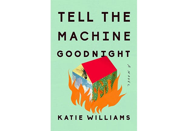 tell the machine goodnight katie williams